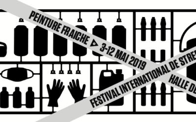 On s'expose à Peinture Fraîche le 11 et 12 mai !