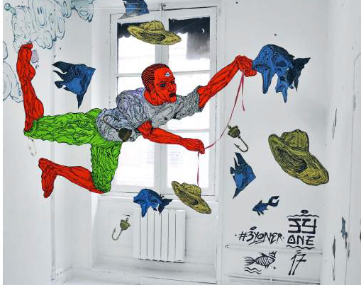 Criollo Marino de Yandy Graffer