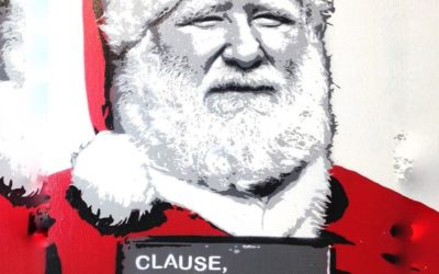 Noël vu par l'artiste DS