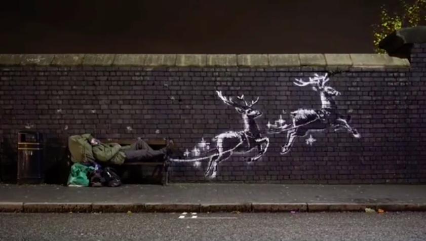 Noël Banksy