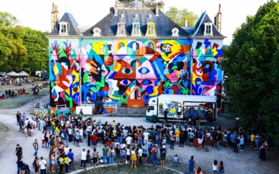 Festivals street-art en France