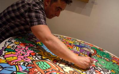 Fernando Davila, quelle est ta vision du street-art ?