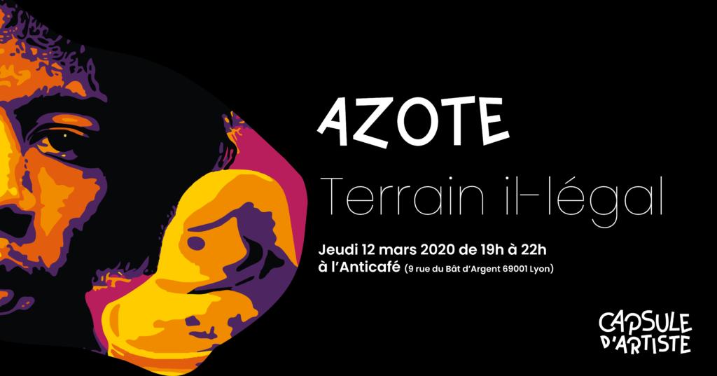Bannière lancement - Azote