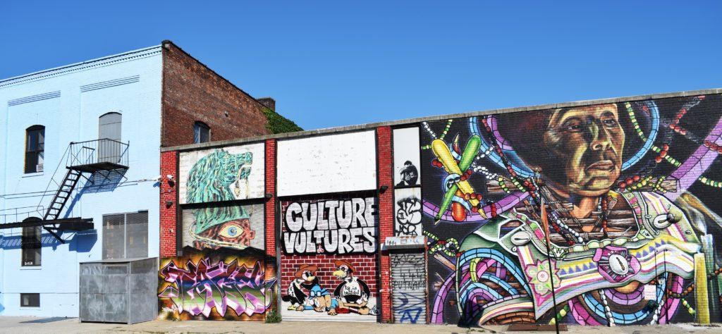 Connais Tu L Histoire Du Street Art Et Graffiti Capsule D Artiste Capsule D Artiste