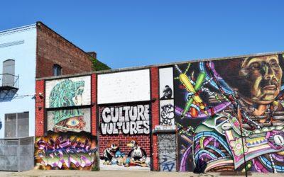 Connais-tu l'histoire du street-art et graffiti ?