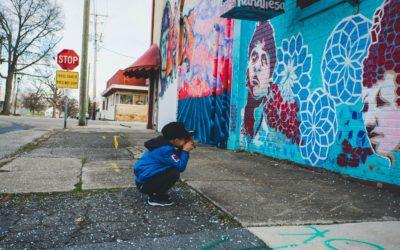 Enfants : Livret d'activités street-art et graffiti gratuit à télécharger !