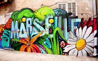 Marseille : 5 anecdotes Street-Art à connaître !