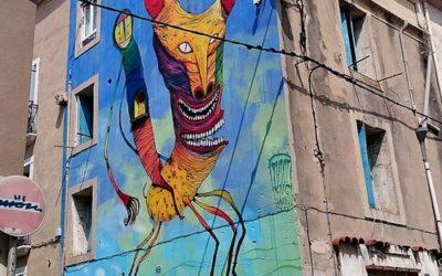 Sète : 5 artistes Street-Art à connaître !