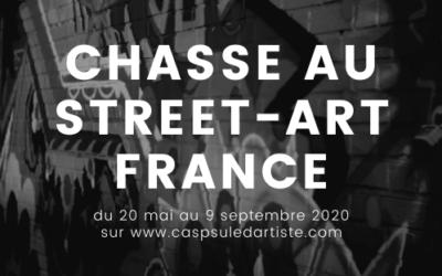 Chasse au street-art France !