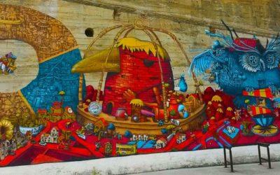 Nantes : 5 anecdotes Street-Art à connaître !
