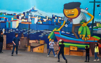 Marseille : 5 artistes Street-Art à connaître !