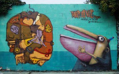Nantes : 5 artistes Street-Art à connaître !