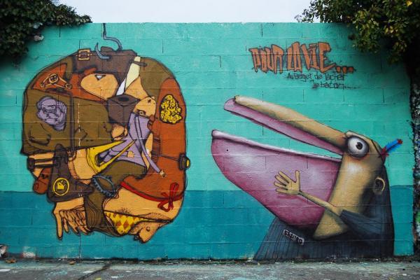ADOR & SEMOR Street Art Nantes